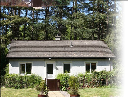 Holiday Self Catering Kinlochewe Holiday Cottage near Gairloch, Wester Ross